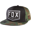 Czapka Fox Haste Snapback Hat