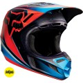 Kask Fox V4 Carbon Race Helmet MX