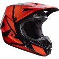 Kask Fox V1 Orange Helmet MX