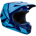 Kask Fox V1 Navy Helmet MX