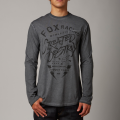 Long Sleeve Fox Exhaust l/s Knit Tee