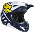 Kask Fox V1 Race Holiday SE Helmet MX