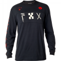 Long Sleeve Fox Dark Moon Airline l /s Tee