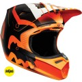 Kask Fox V3 Savant Helmet MX