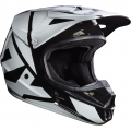 Kask Fox V1 Black Helmet MX