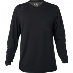 T-shirt Fox Redplate 360 Airline l/s Tee