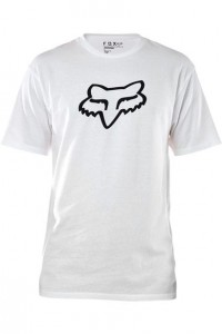 T-shirt Fox Legacy Fox Head s/s Tee
