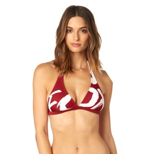 Bikini Fox Rodka Fixed Halter Top