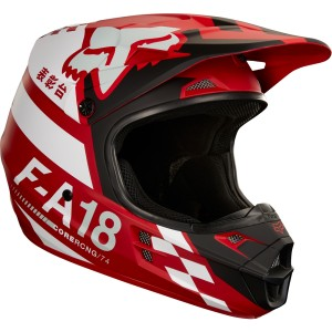 Kask Fox Junior V1 Sayak Helmet MX