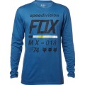 Long Sleeve Fox Draftr l/s Tech Tee