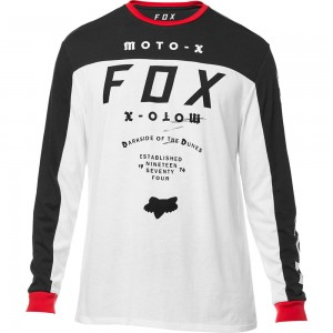 Long Sleeve Fox Factory Airline l /s Tee