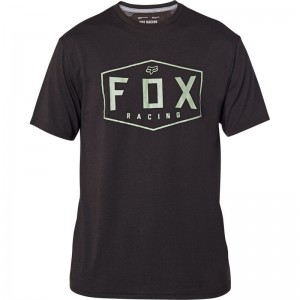 T-shirt Fox Crest s/s Tech Tee
