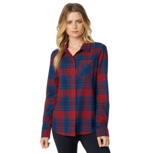 Fox Koszula Kick It Flannel