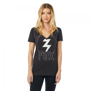 T-shirt Fox Repented Vneck Tee