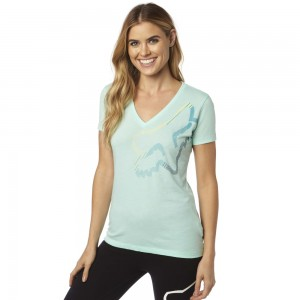 T-shirt Fox Perfor Vneck Tee