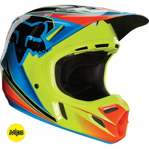 Kask Fox V4 Race Helmet MX